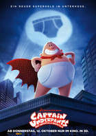 Captain Underpants 3D